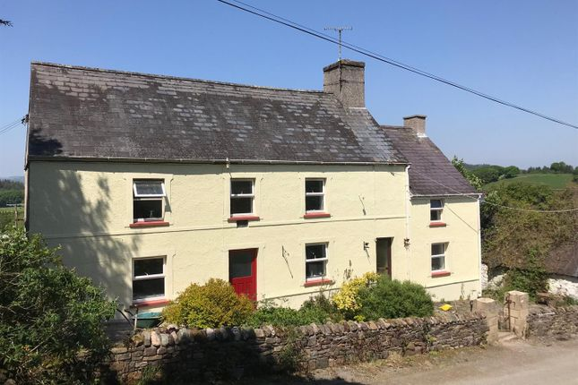 Thumbnail Farm for sale in Gwynfe, Llangadog