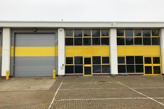 Thumbnail Industrial to let in Unit 3 Springlakes Industrial Estate, Deadbrook Lane, Aldershot