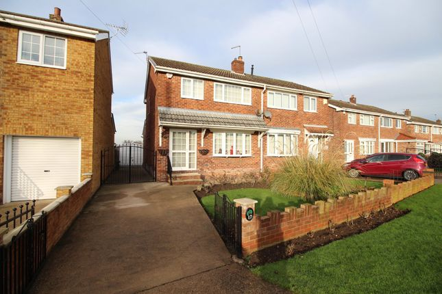 Thumbnail Semi-detached house for sale in Hall Villa Lane, Bentley, Doncaster