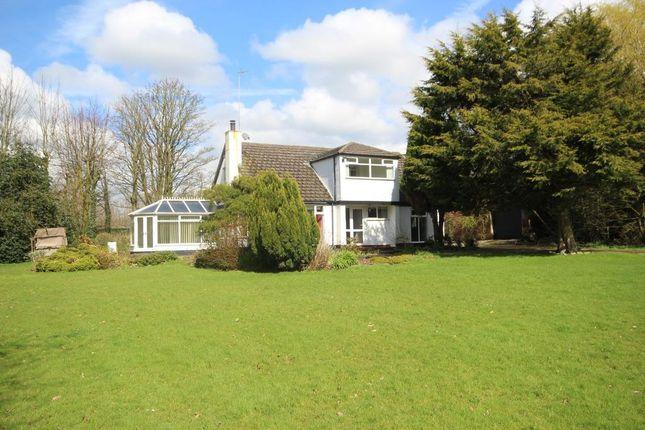 Thumbnail Detached house to rent in Mill Lane, Wrea Green, Preston, Lancashire