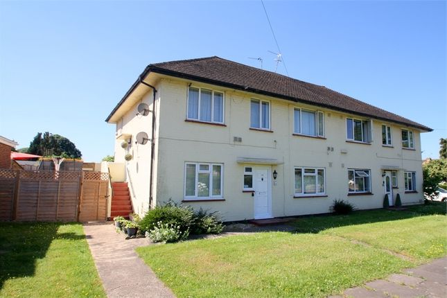 Thumbnail Maisonette for sale in Park Road, Stanwell, Staines-Upon-Thames, Surrey