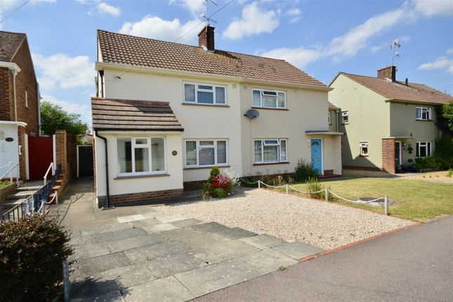 2 bed end terrace house for sale in Sauls Avenue, Witham CM8