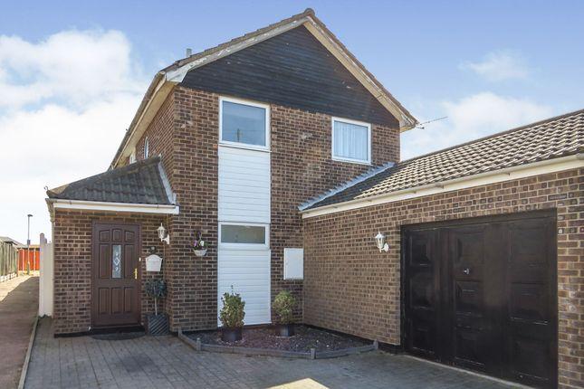 Thumbnail Detached house for sale in The Trossachs, Oulton, Lowestoft