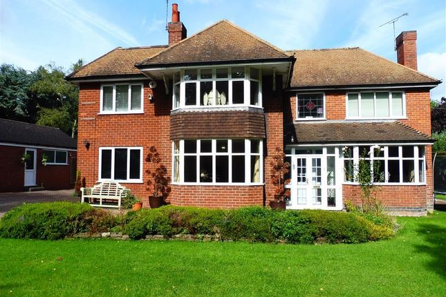 Thumbnail Detached house to rent in Waste Lane, Balsall Common, Coventry