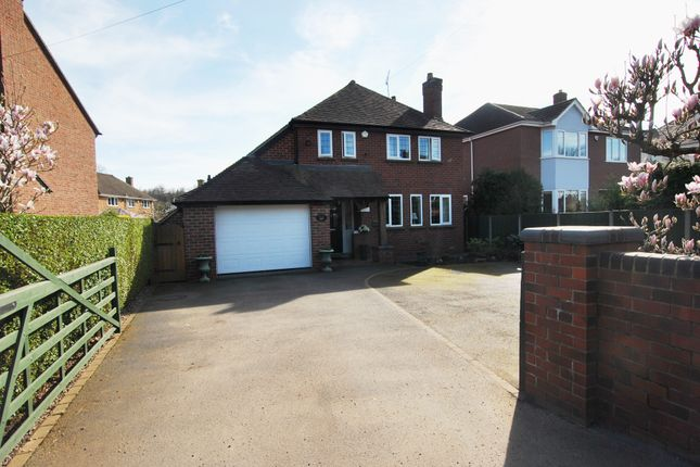 Thumbnail Detached house for sale in Holyhead Road, Wellington, Telford, Shropshire, 2Ea.