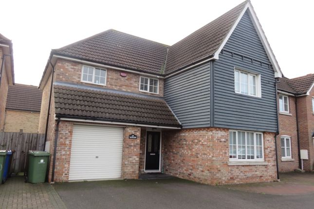 Thumbnail Detached house for sale in Drake Road, Chafford Hundred, Grays