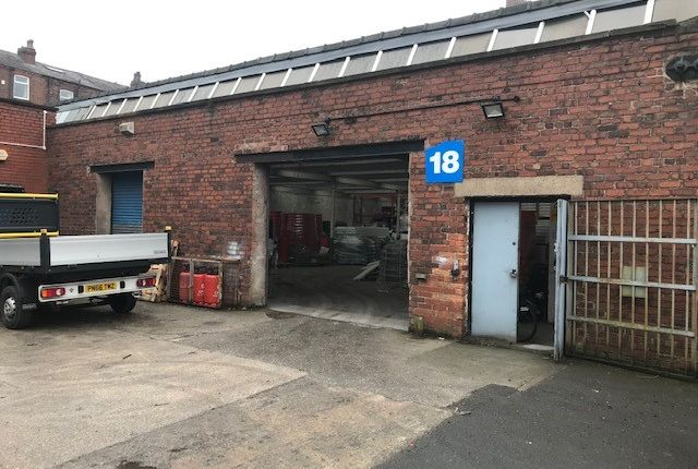 Thumbnail Industrial to let in Yarrow Business Centre, Yarrow Road, Chorley