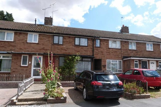 Thumbnail Terraced house to rent in Windmill Fields, Harlow, Essex