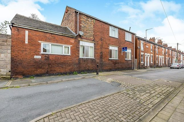 Thumbnail Terraced house for sale in Henry Street, Tunstall, Stoke-On-Trent