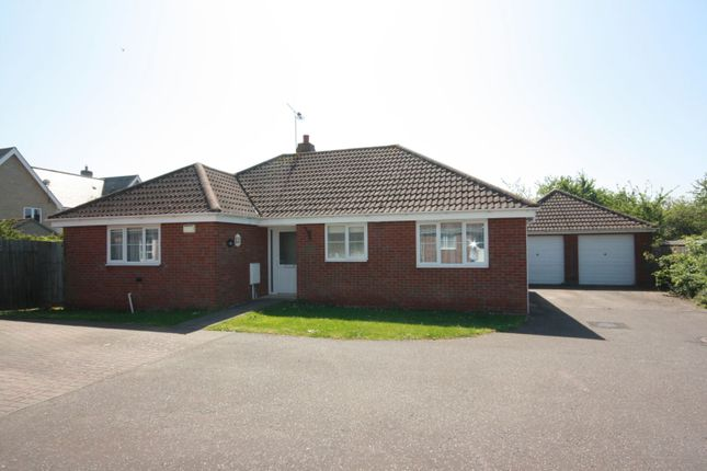 Thumbnail Detached bungalow for sale in Suffolk Avenue, West Mersea