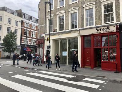 Photo of Drury Lane, London WC2B