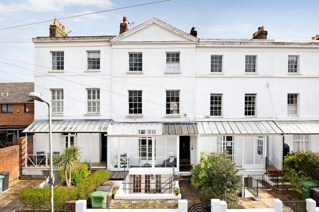 Thumbnail Terraced house for sale in Marlborough Road, St. Leonards, Exeter