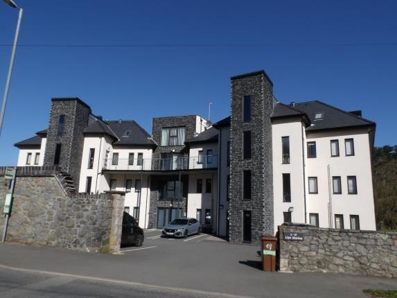 Thumbnail Flat for sale in Llys Marina, Y Felinheli, Gwynedd