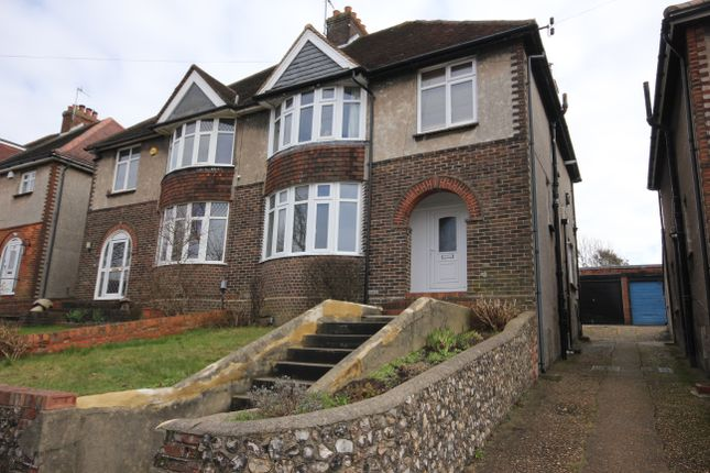 1 bed flat to rent in Hangleton Road, Hove