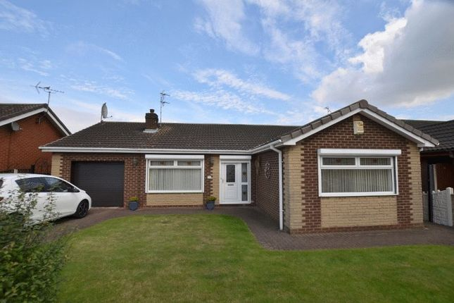 Thumbnail Detached bungalow for sale in Tamarisk Way, Scunthorpe