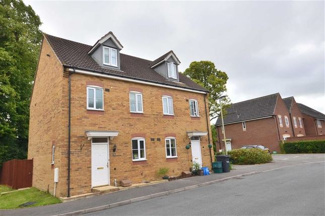 Thumbnail Town house for sale in Youngs Orchard, Abbeymead, Gloucester