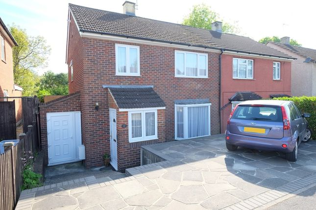 3 bed semi-detached house for sale in Ravensbury Road, Orpington