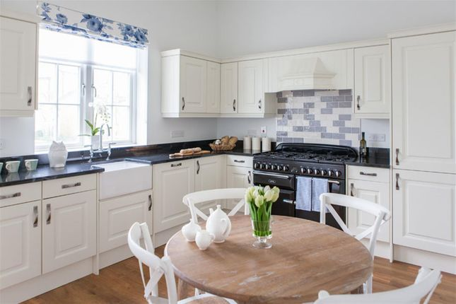 Thumbnail Semi-detached house for sale in Liscombe Street, Poundbury, Dorchester