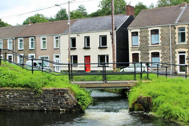 Thumbnail Property to rent in Cyd Terrace, Clyne, Neath