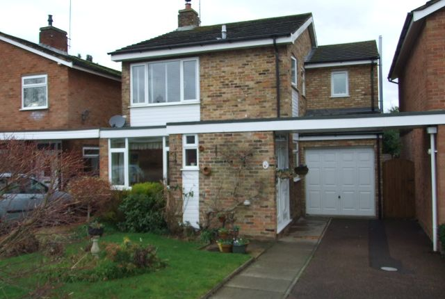 Thumbnail Detached house for sale in Vicarage Street, Woburn Sands
