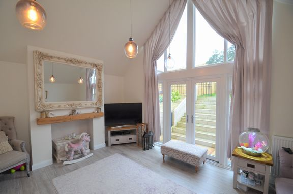 Thumbnail Detached bungalow for sale in Broomhill, Tiverton