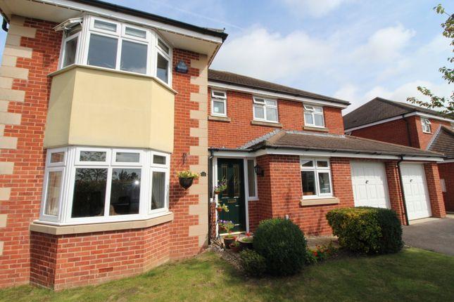Thumbnail Detached house for sale in Portal Close, Chippenham