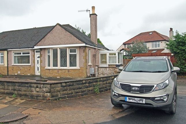Thumbnail Semi-detached bungalow to rent in St. Celias Way, Morecambe