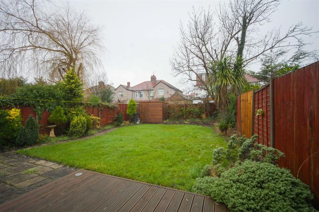 Garden of Ilford Avenue, Crosby, Liverpool L23