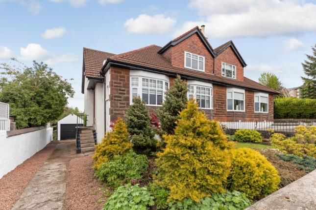 Thumbnail Bungalow for sale in Broomieknowe Road, Burnside, Glasgow, South Lanarkshire