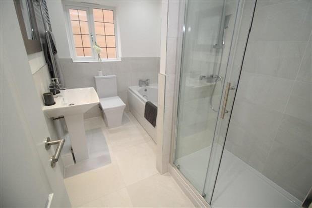 Bathroom of Elkstone Avenue, Barrow-In-Furness LA14