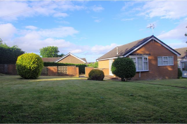 Thumbnail Detached bungalow for sale in Fewston Crescent, Harrogate
