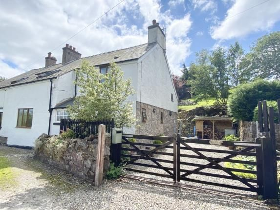 4 bed semi-detached house for sale in Nercwys Mountain, Mynydd Du, Mold, Flintshire CH7