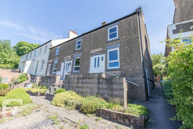Thumbnail Terraced house to rent in Hawthorne Cottages, Dee View Road, Heswall, Wirral, Merseyside