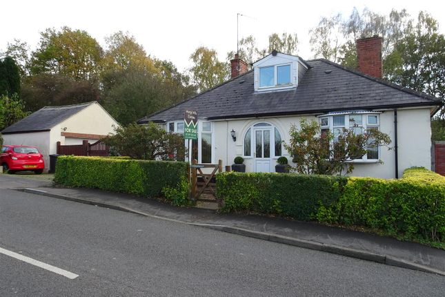 Thumbnail Detached bungalow for sale in Brookside Road, Breadsall, Derby