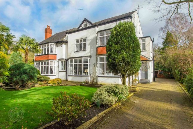 Thumbnail Detached house for sale in Princess Road, Lostock, Bolton, Lancashire