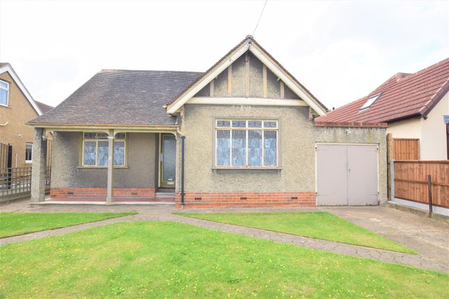 Thumbnail Detached bungalow for sale in Barstable Road, Corringham, Stanford-Le-Hope