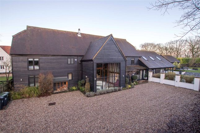 Thumbnail Detached house for sale in Manwood Barn, Sparrows Lane, Nr Matching Green, Essex