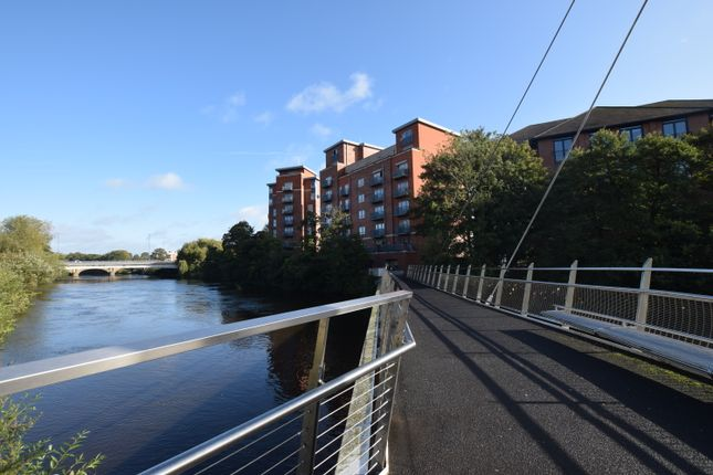 Thumbnail 2 bed flat to rent in Stuart Street, Derby