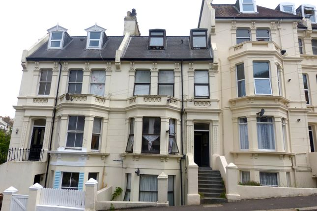 Thumbnail Block of flats for sale in Cornwallis Terrace, Hastings