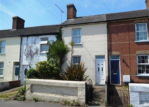 2 bed terraced house for sale in Lake Road, Hamworthy, Poole