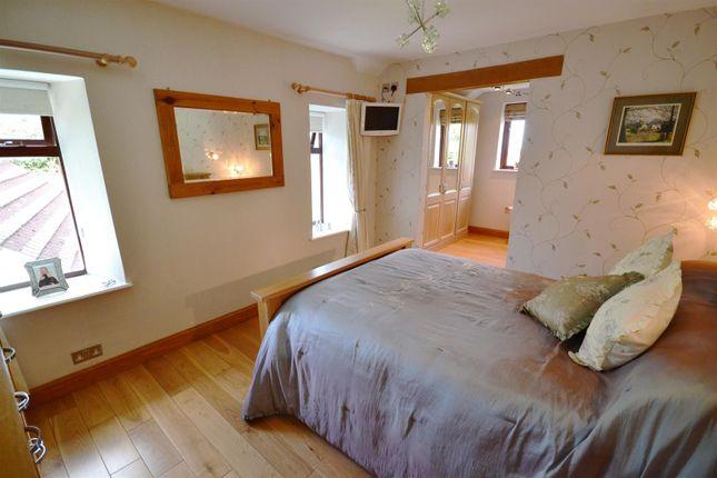 Master Bedroom of Seven Wells, Sardis, Saundersfoot SA69
