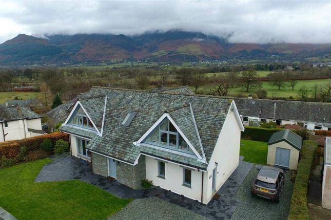 Thumbnail Detached house for sale in Lakes View, Portinscale, Keswick, Cumbria