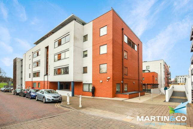 Thumbnail Flat for sale in Galileo, Ryland Street, Birmingham