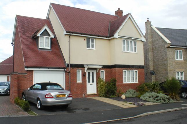 4 bed detached house to rent in Wetherby Way, Stratford-Upon-Avon