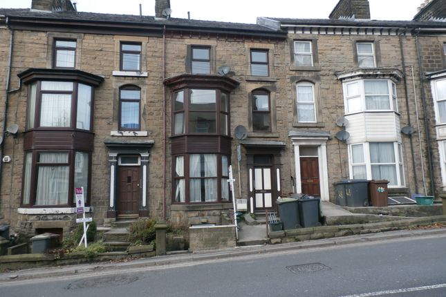 Thumbnail 1 bed flat to rent in Fairfield Road, Buxton