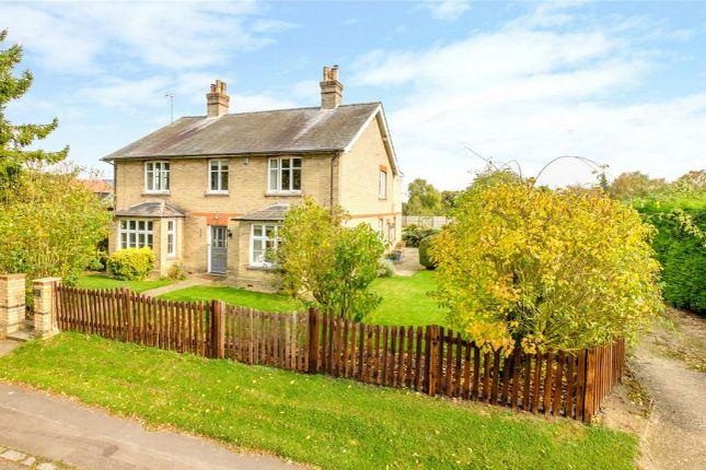 Thumbnail Detached house for sale in Church Lane, Stow Longa, Huntingdon
