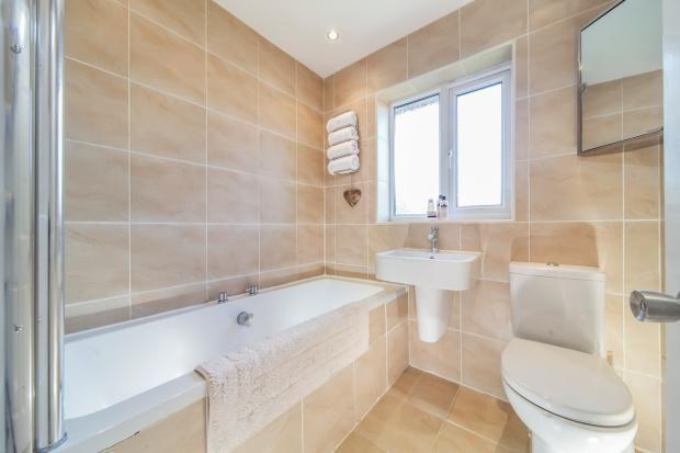 Bathroom of Norbreck Close, Great Sankey, Warrington, Cheshire WA5
