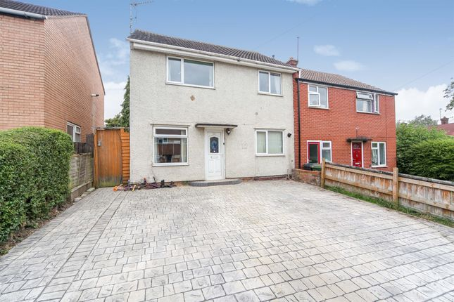 Thumbnail Semi-detached house for sale in Clare Close, Leamington Spa