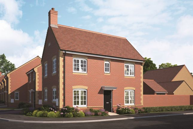 Thumbnail Link-detached house for sale in Great Western Park, Didcot