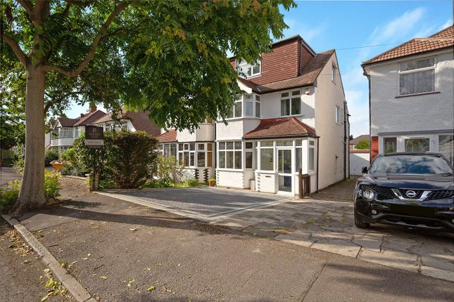 Thumbnail Semi-detached house for sale in Collyer Avenue, Beddington